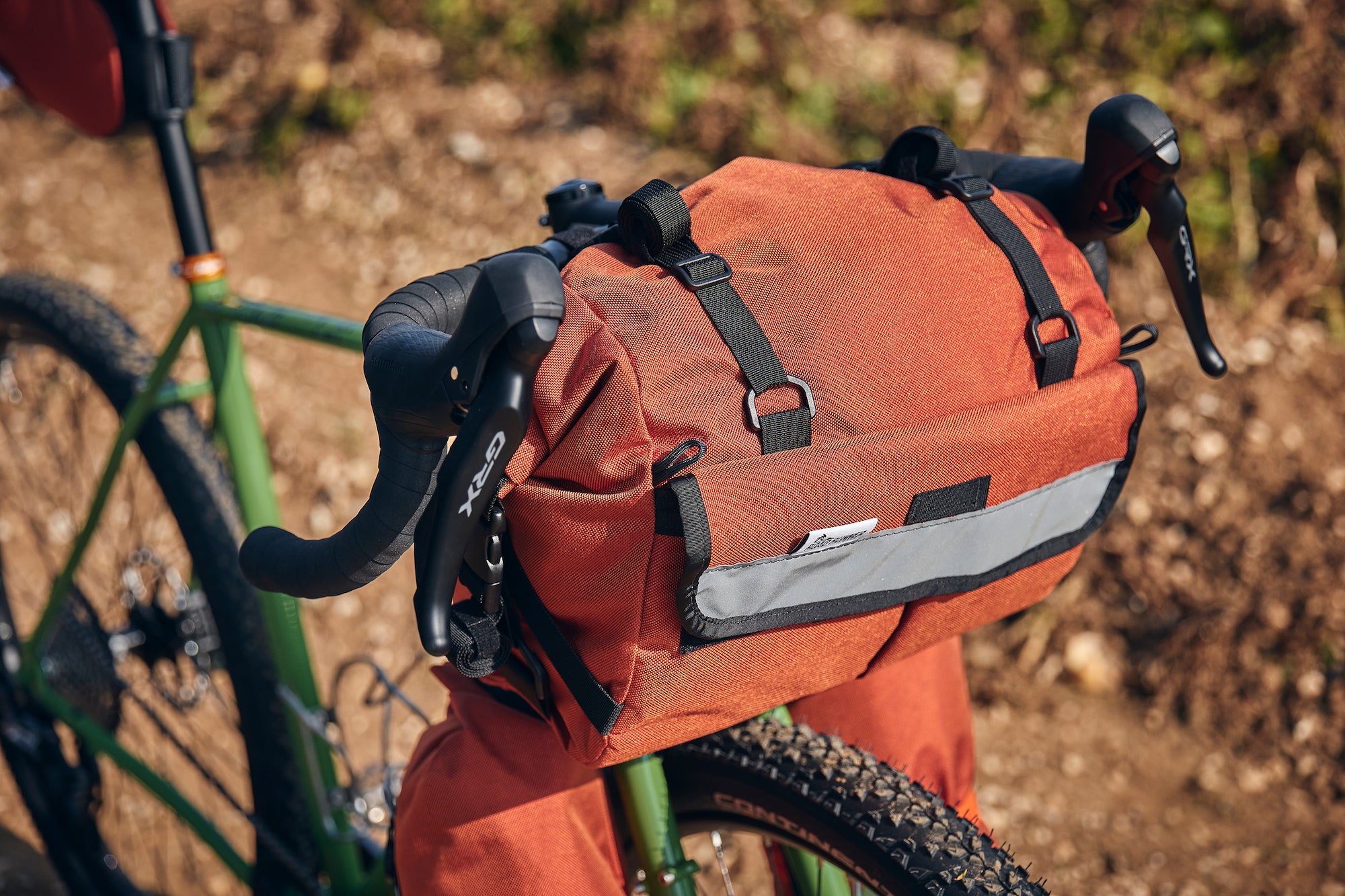Fairlight LS1 with Road Runner Bikepacking Bags preview of the Middle Earth Jammer