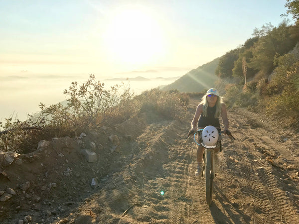 Climbing Mt. Wilson Toll Road on a Gravel/Cyclocross Bike