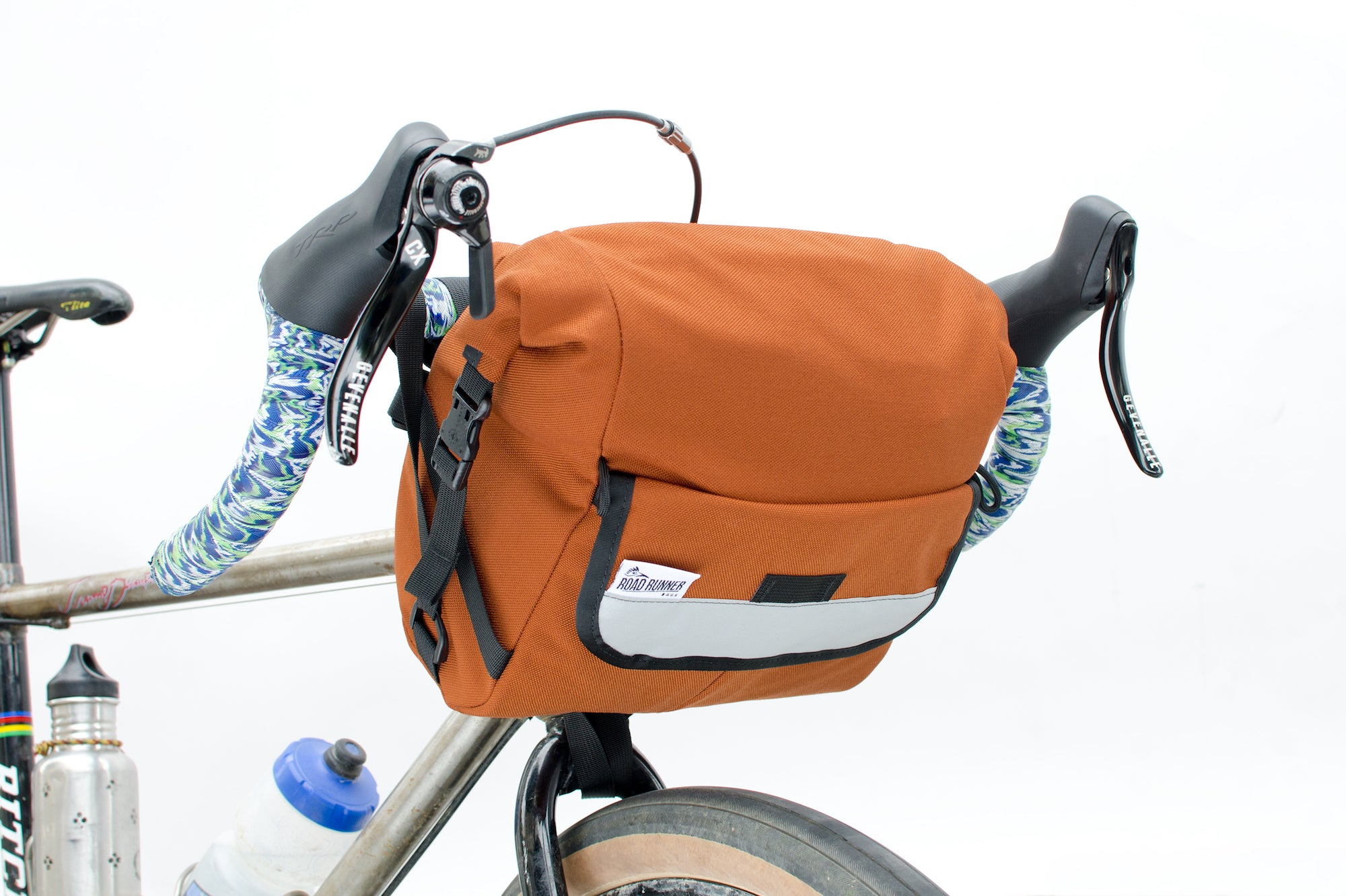 Jammer Bike Bag for Commuting, Bikepacking, Bike Camping and Adventuring by Bicycle