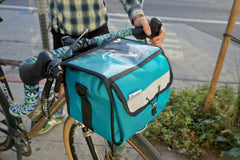 Boxy Bag - Road Runner Bike Bags Randonneur Bag