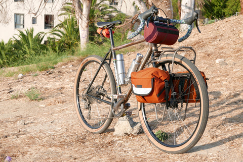 Road Runner Bike Bags - Jammer Pannier