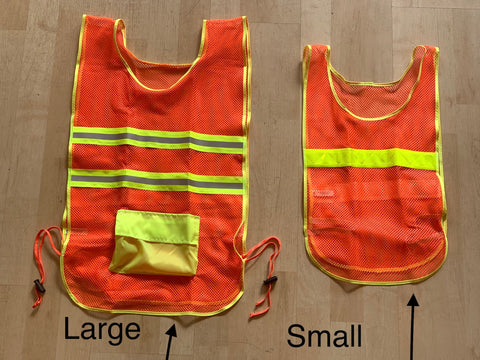 Reflective Safety Vest for Cycling and Running