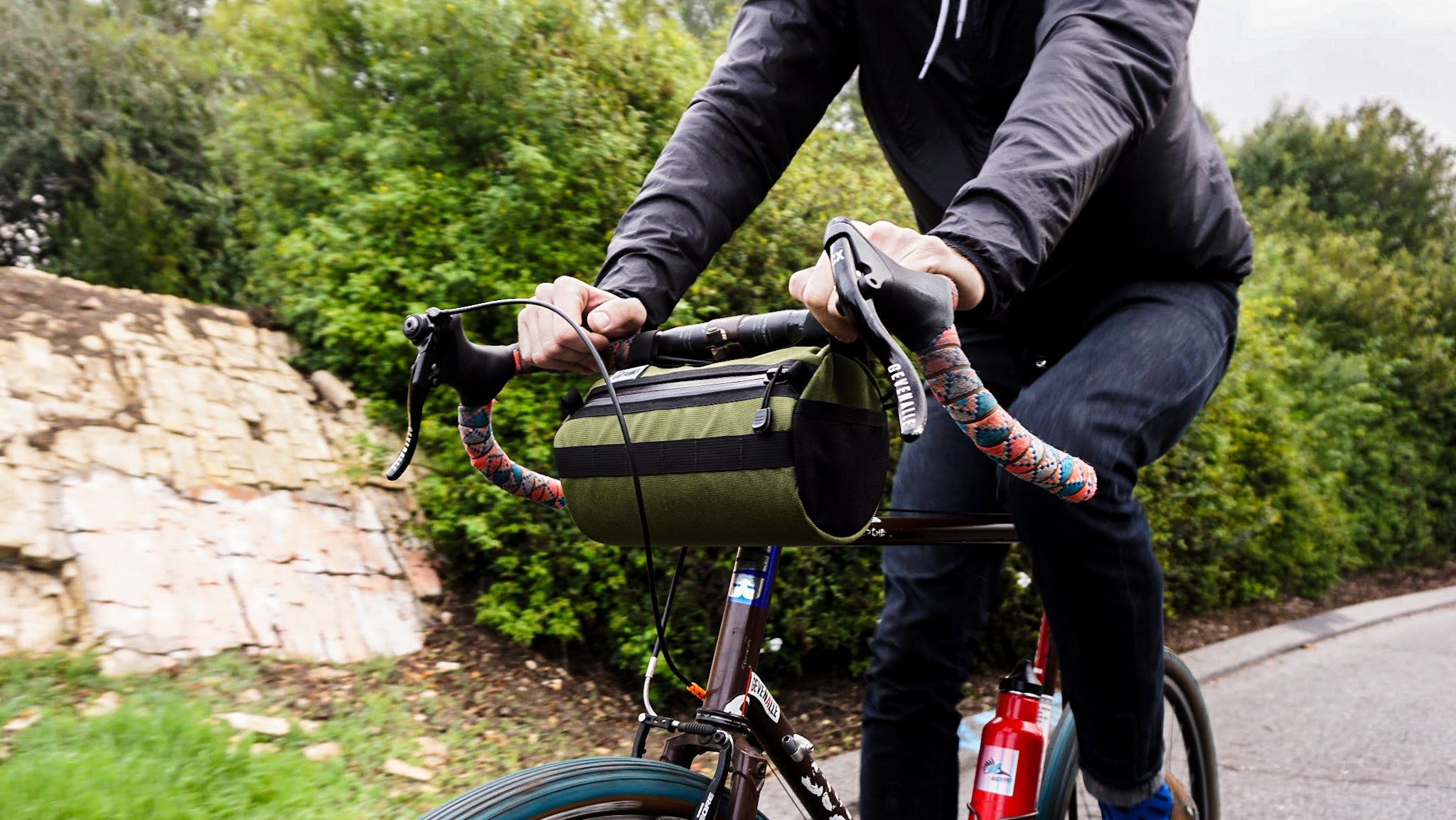 California Burrito Handlebar Bag