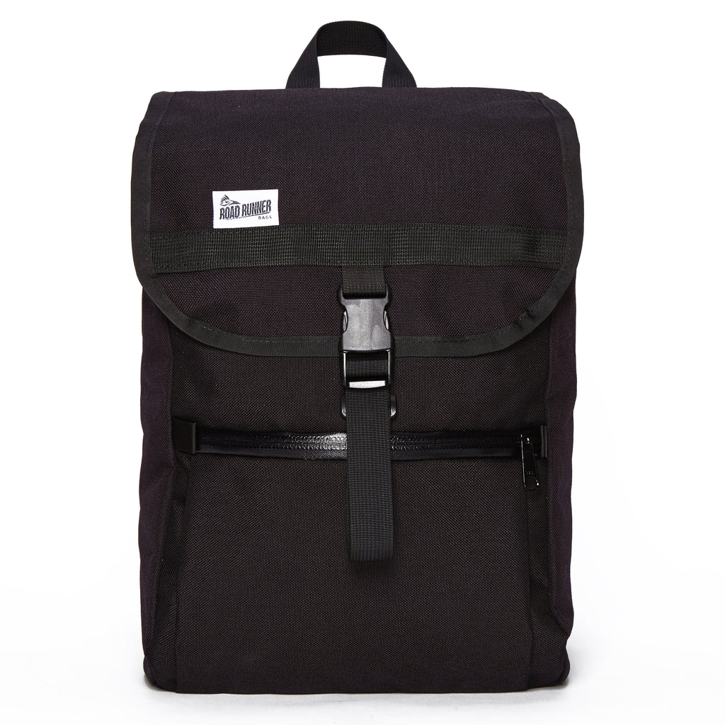 Slacker Day Pack - Black Cordura