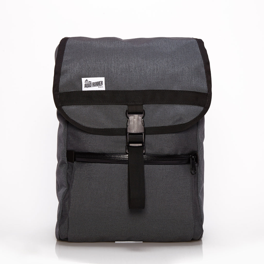 Slacker Day Pack - Grey Cordura