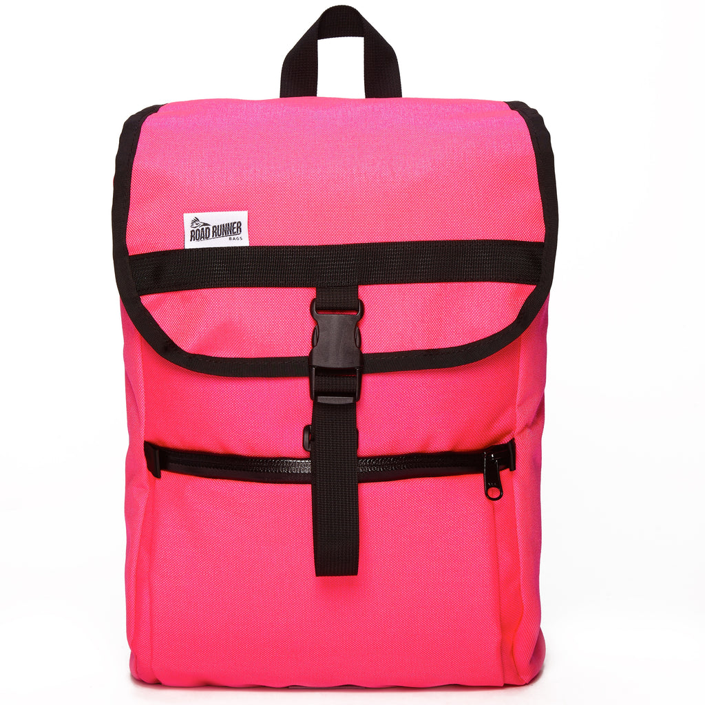 Slacker Day Pack - Highlighter Pink Cordura