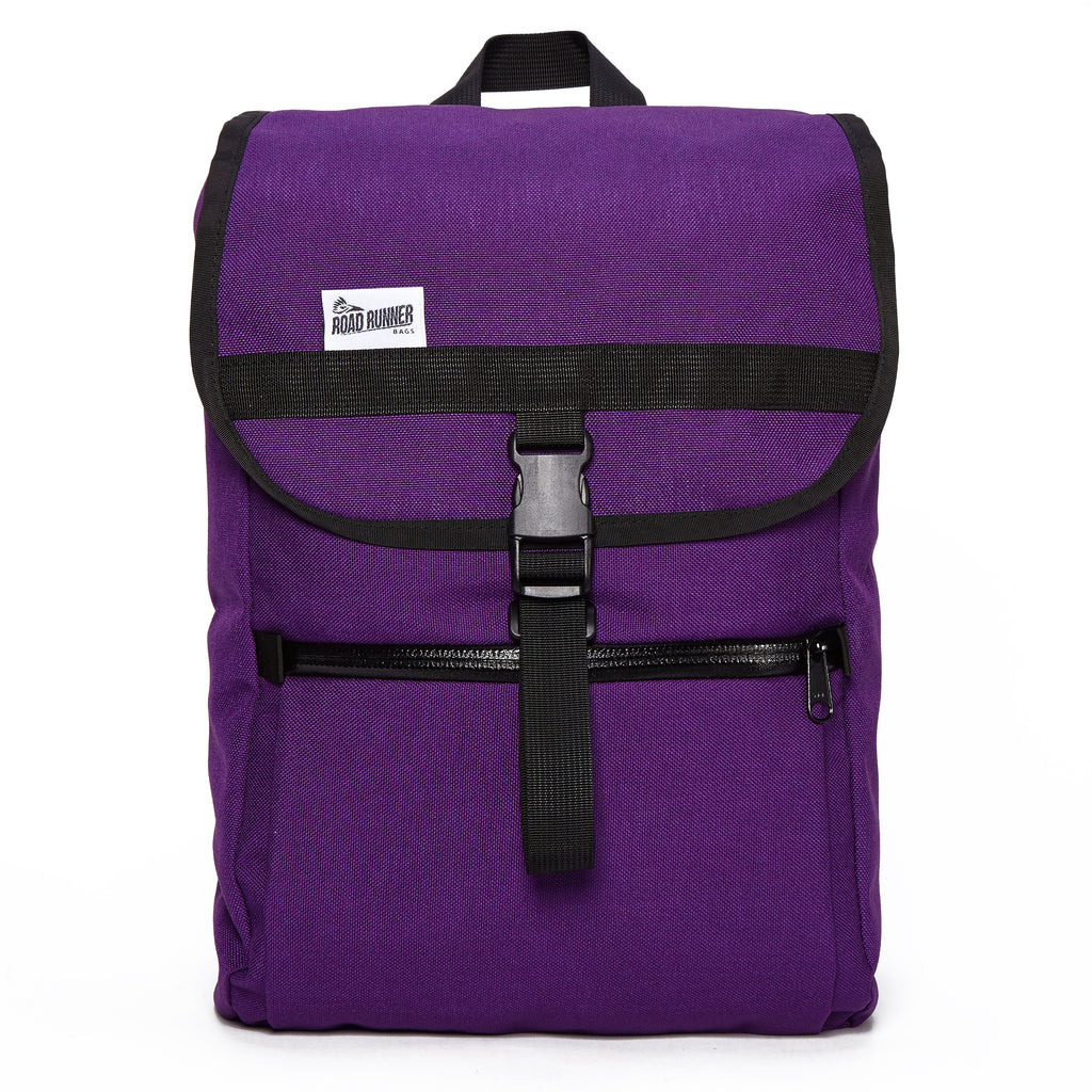 Slacker Day Pack - Purple Cordura