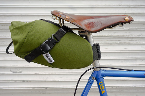 Road Runner Bags XL Fred Bag for Bikepacking and Bike Camping