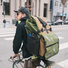 large bike messenger bag