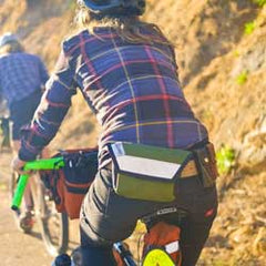 cycling hip bag