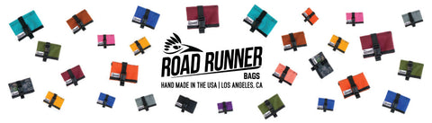 Tool/Saddle Roll: by Road Runner Bike Bags - Proper install techniques inside!