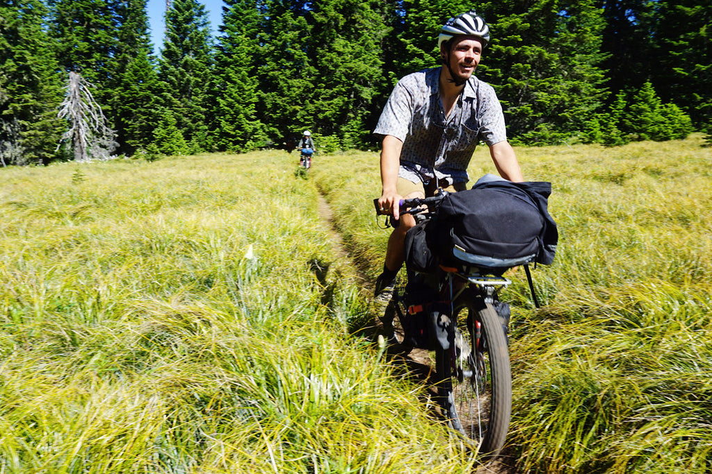 martin road runner bags meet the bikepacking team