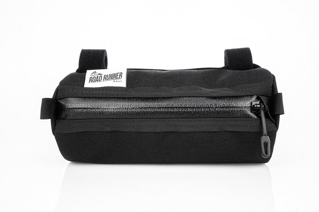 Burrito Bag in Black by Road Runner Bags
