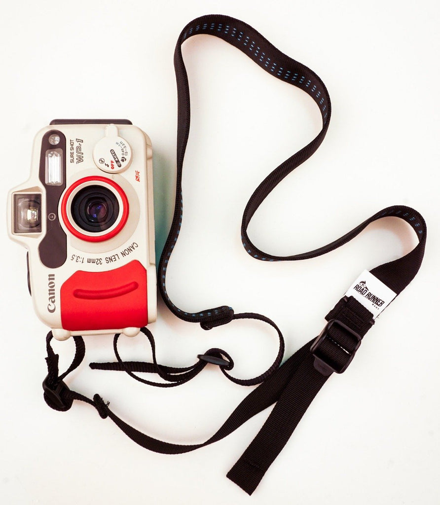 Camera Strap - Bicycle Bag by Road Runner Bags