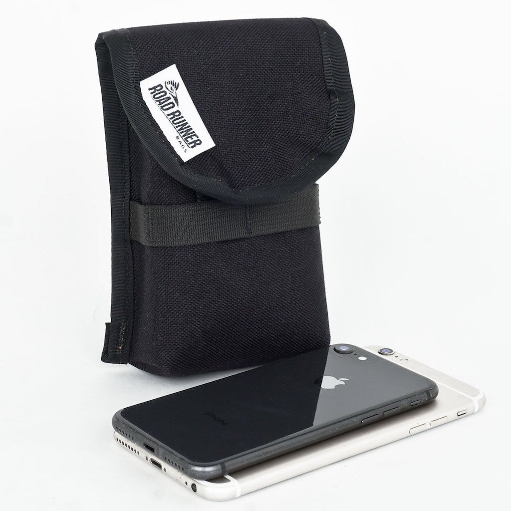 Cell Phone Pouch  - Protective Case - Bicycle Bag by Road Runner Bags