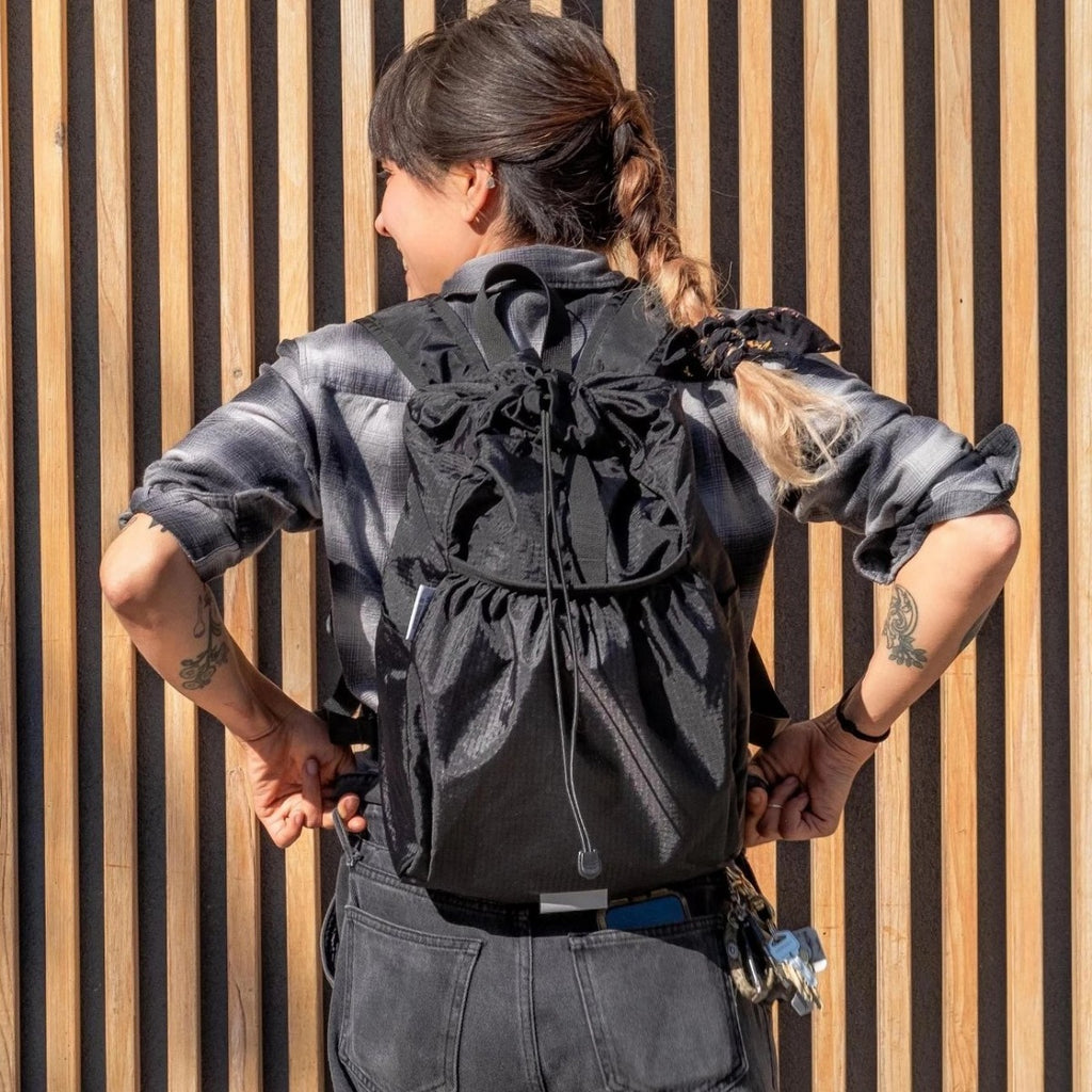 COMRAD Packable Lightweight Backpack - Bicycle Bag by Road Runner Bags