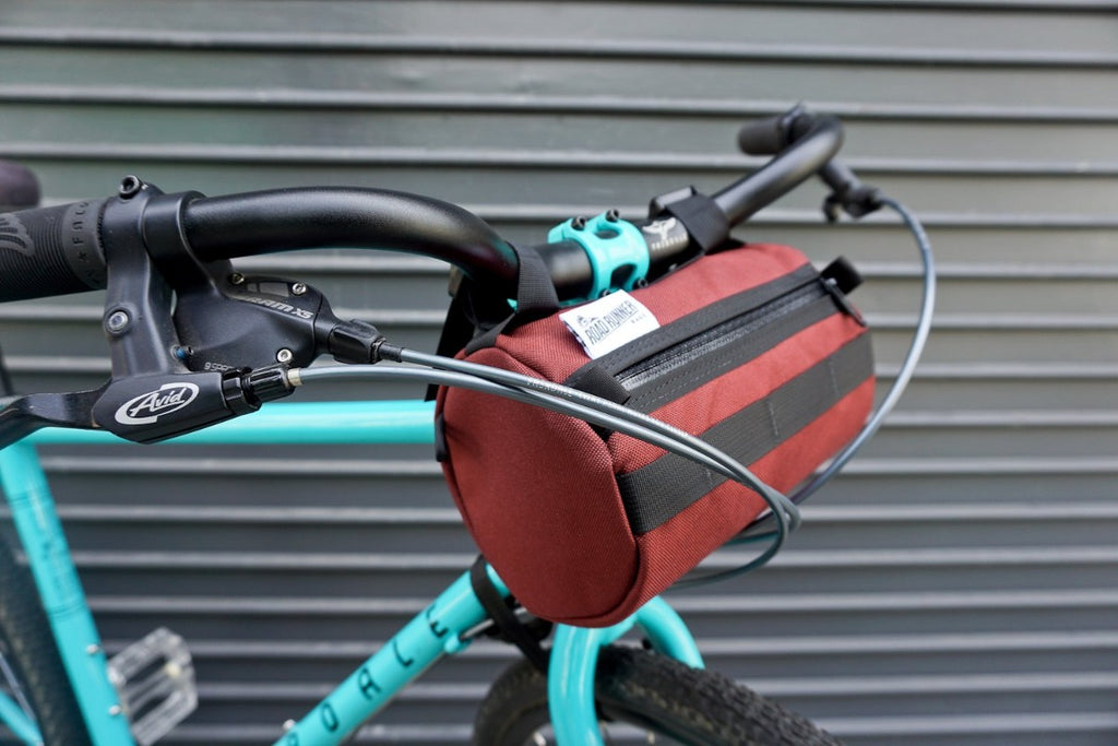 Burrito Supreme Handlebar Bag - Bicycle Bag by Road Runner Bags