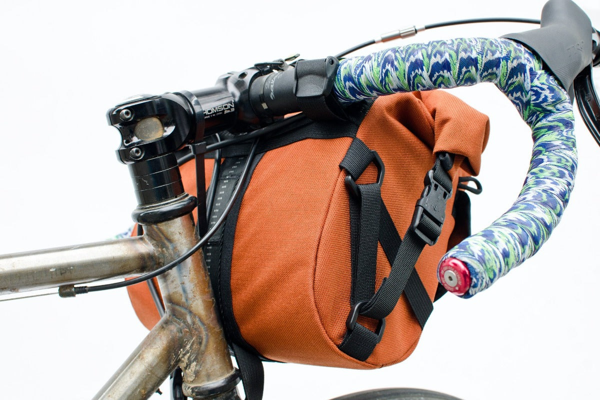 road runner bags jammer bag in rust color