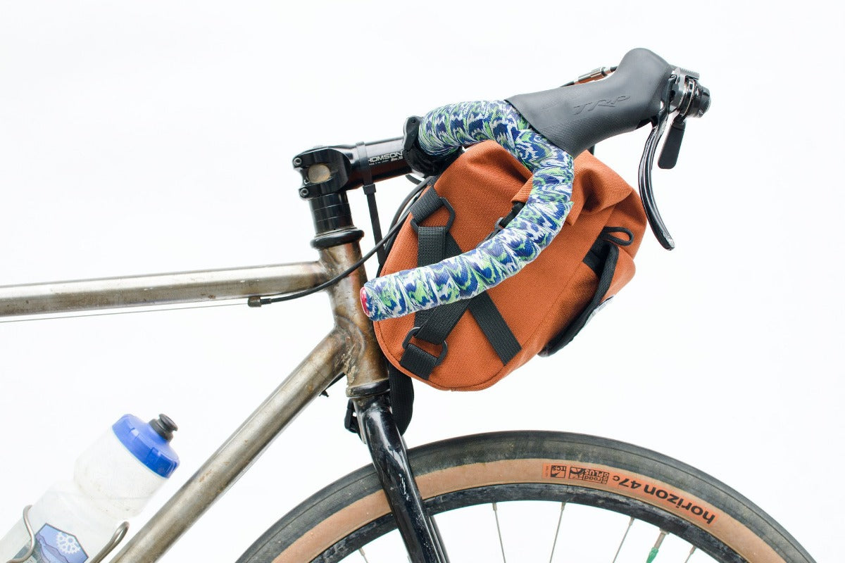 side view of road runner bags jammer bag