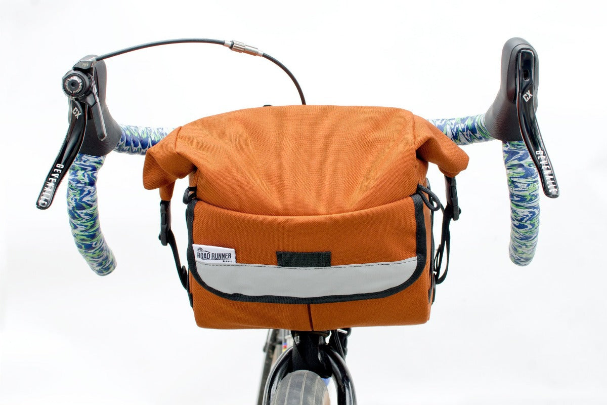 front view of road runner bags jammer bag