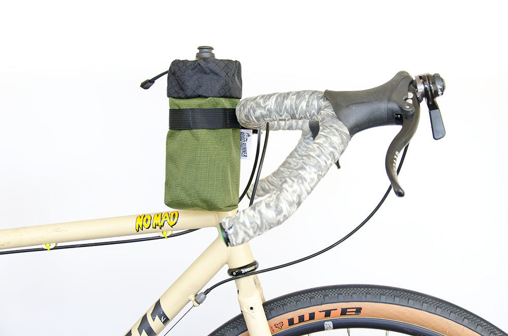 Co-Pilot Handlebar Bag - Bicycle Bag by Road Runner Bags