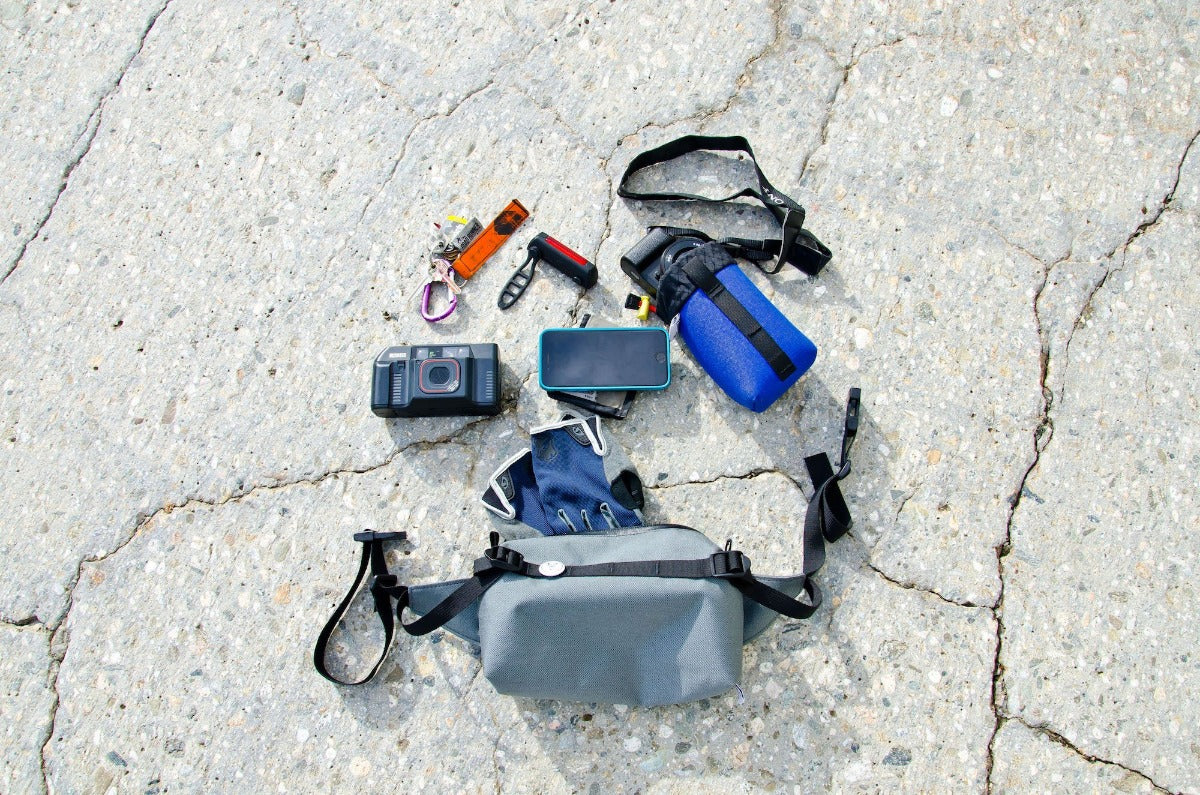 road runner bags lil guy contents