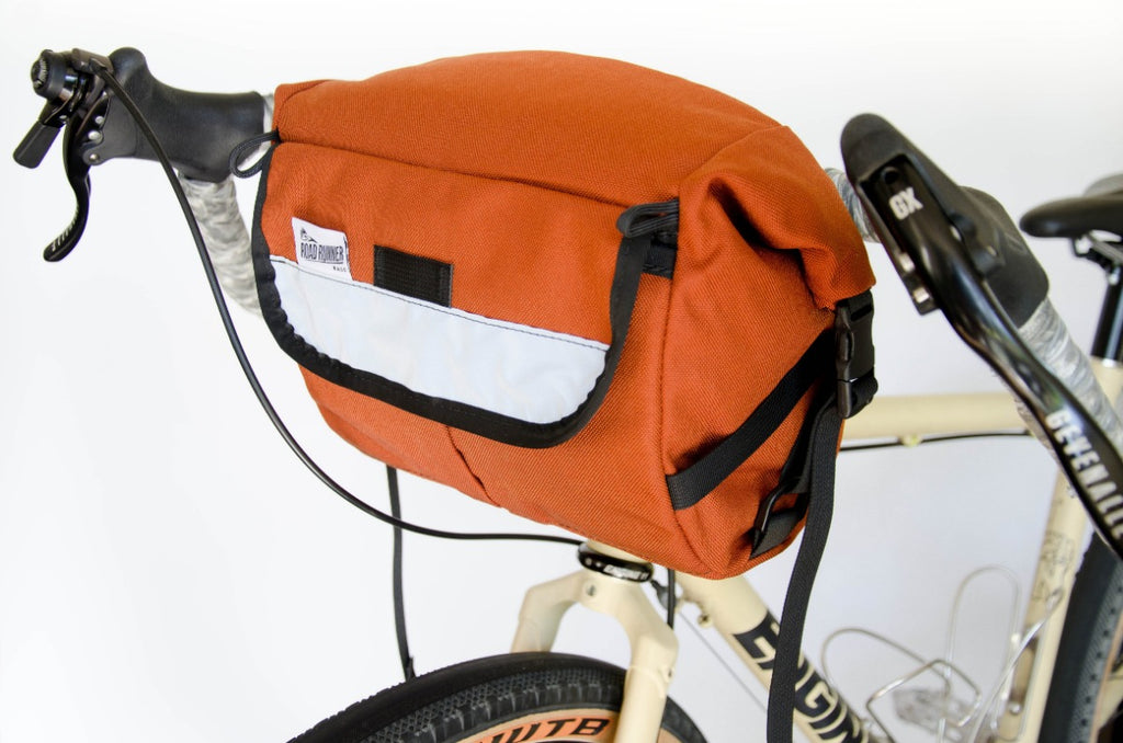 Jammer Handlebar Bag - Bicycle Bag by Road Runner Bags