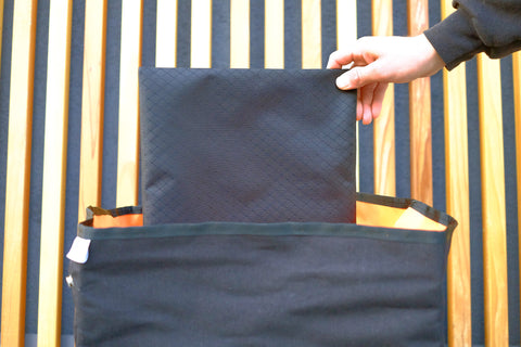 Removable Hard Base for the Americano - Road Runner Bags