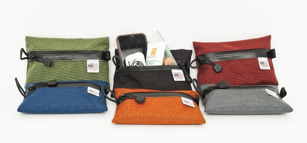 Goodie Bag Jersey Wallet - Bicycle Bag by Road Runner Bags