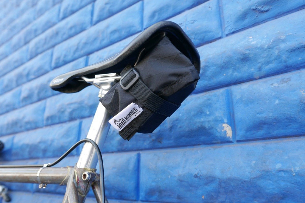 Tool/Saddle Roll - Bicycle Bag by Road Runner Bags