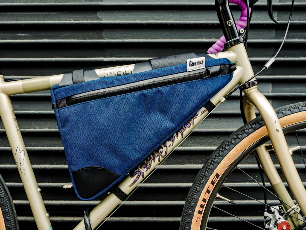 Wedge Mountain Bike Full Frame Bag - Bicycle Bag by Road Runner Bags