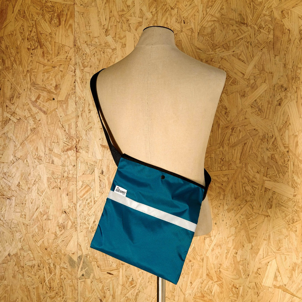 Musette Sling Bag - Simple and Durable - Bicycle Bag by Road Runner Bags