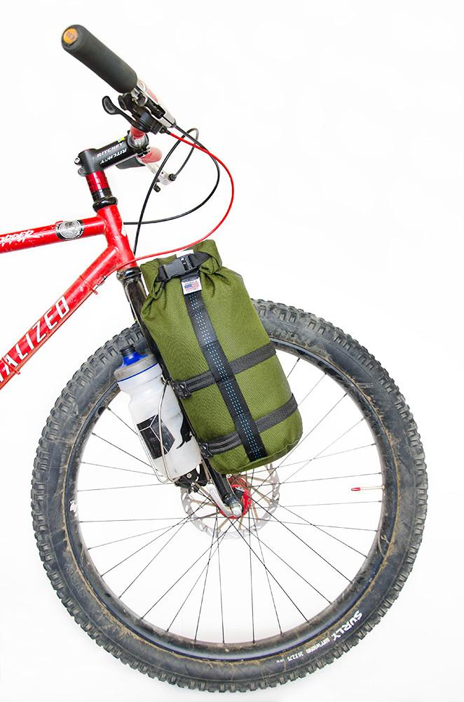 Buoy Bag - Durable Dry Sack/ Fork Bag - Bicycle Bag by Road Runner Bags