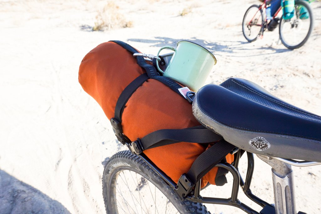 Buoy Bag - Durable Dry Sack - Bicycle Bag by Road Runner Bags