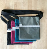 LA Musette Sling Bag - Simple and Durable - Bicycle Bag by Road Runner Bags