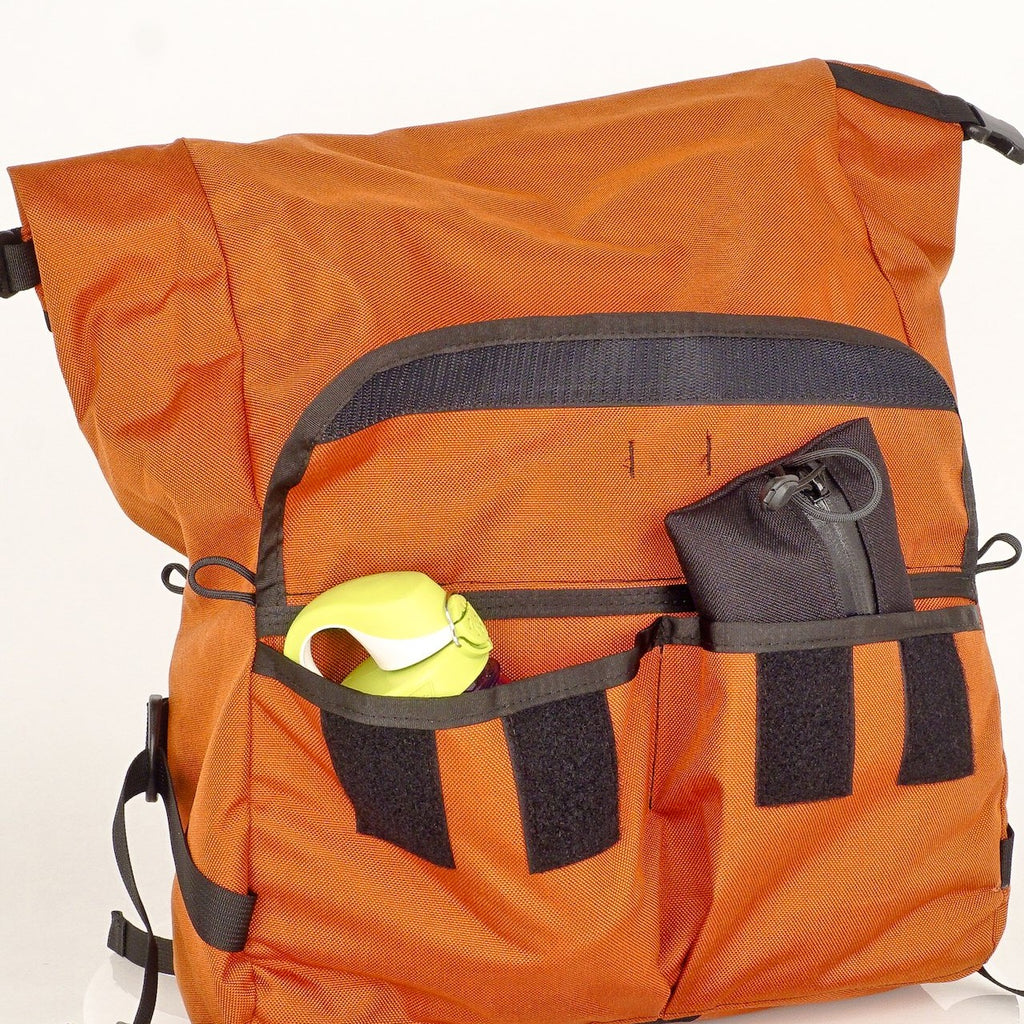 Jumbo Jammer Handlebar Bag - Bicycle Bag by Road Runner Bags
