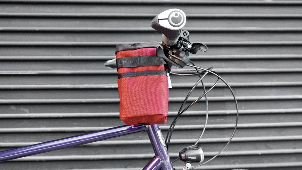 Auto-Pilot Stem Bag - Bicycle Bag by Road Runner Bags