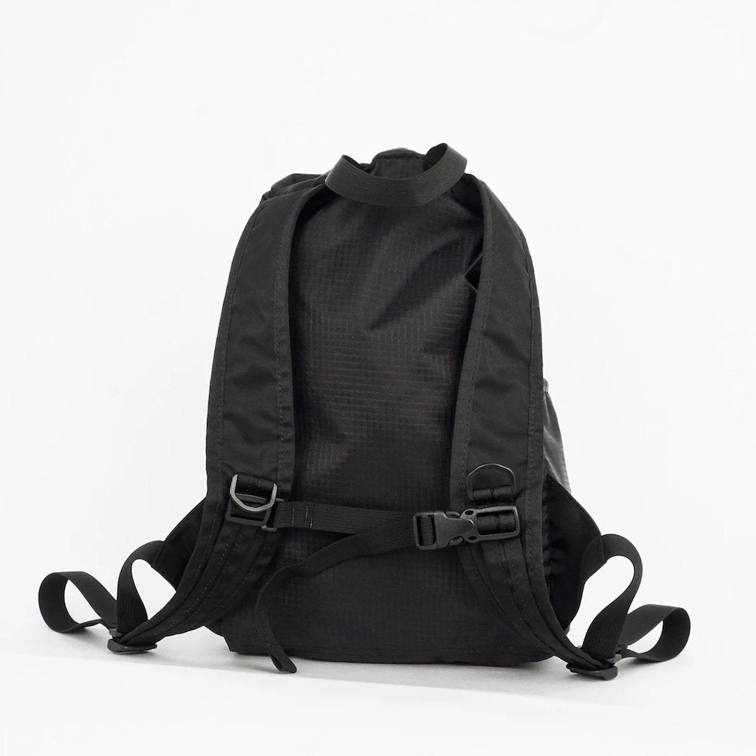 Comrad Packable Backpack. Lightweight hiking durable day pack