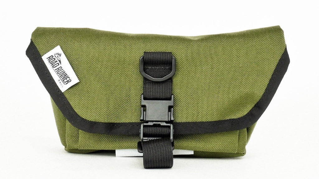 Waterproof Hip Bag Pro - Bicycle Bag by Road Runner Bags
