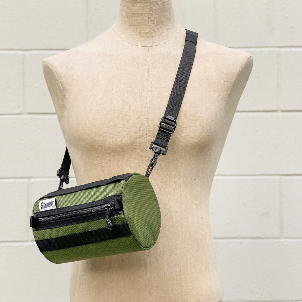 Universal Shoulder Strap for Burrito Supreme, Jammer Bag and Simple Sling