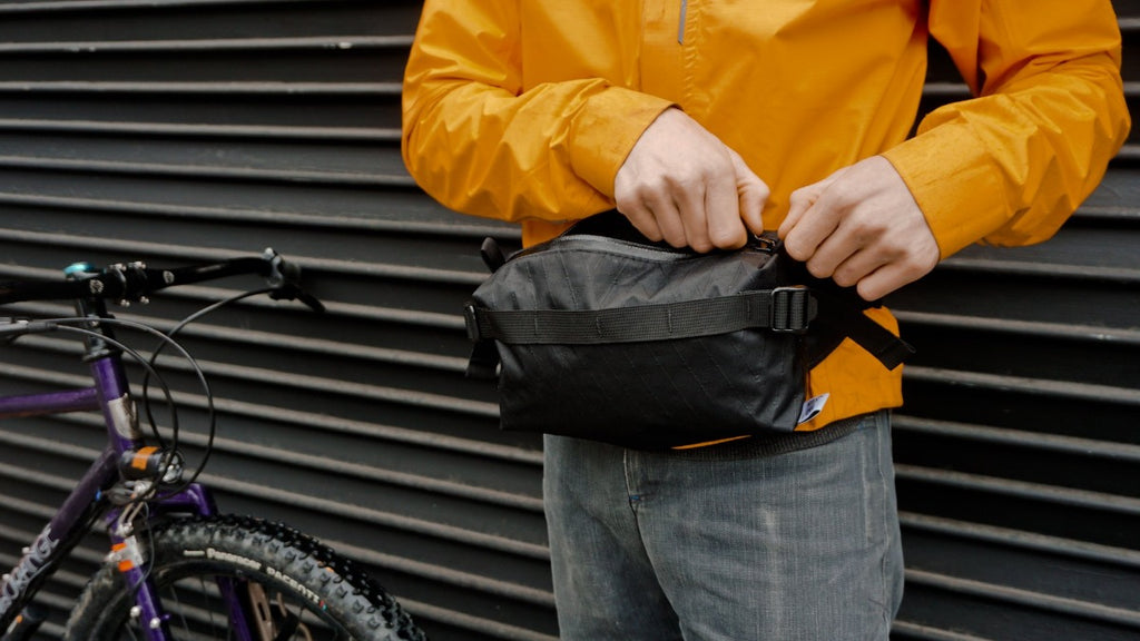 XPac Lil Guy Mini Pack - Bicycle Bag by Road Runner Bags