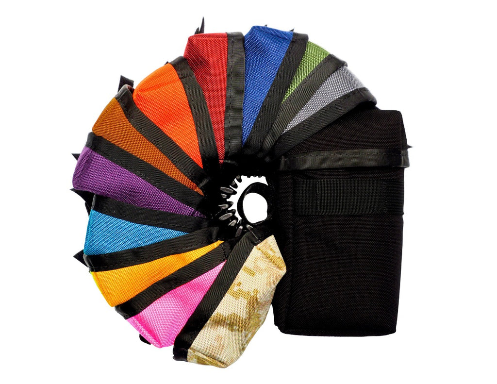 Feed Bag Lids - Bicycle Bag by Road Runner Bags