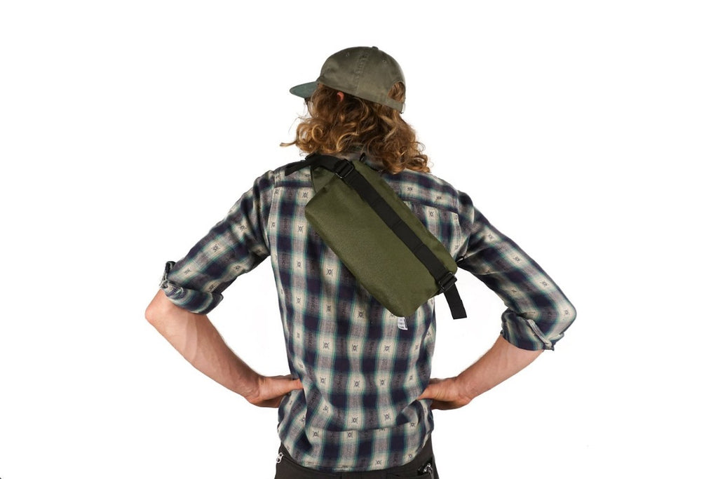 Lil Guy Fanny Pack - Bicycle Bag by Road Runner Bags