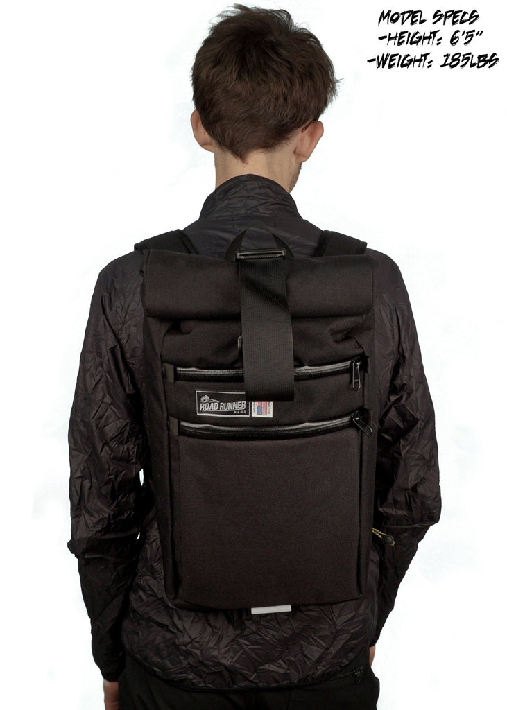 Small Roll Top Backpack