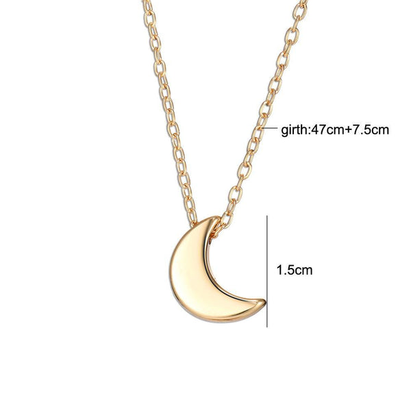 Simple Moon Choker
