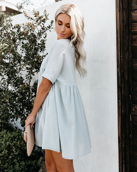 Sophie Babydoll Dress