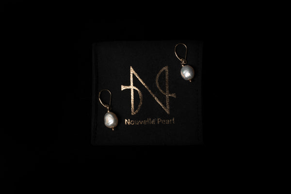Petite Baroque Earrings