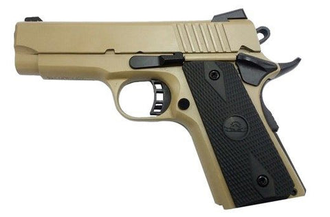 80% 1911 9mm Officer Build Kit – Urban Survival Arms
