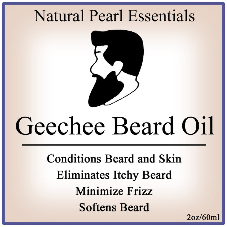 Geechee Beard Oil