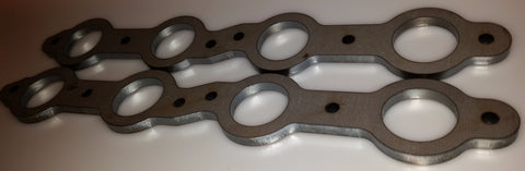 LSX Header Exhaust Flanges - V8SChassis